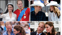 The Royal Wedding Anniversary -- One Year of Fancy Royalness
