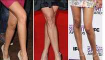 Sexy Celebrity Legs -- Guess Who!