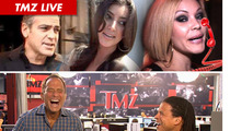 TMZ Live: George Clooney -- Come Party with Me and the Prez