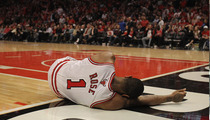 Derrick Rose Tears ACL, Out for the Season