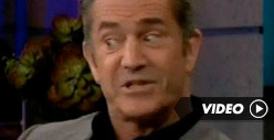 Mel Gibson to Jay Leno -- &#039;I&#039;ve Got a Little Bit of a Temper&#039;