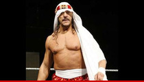 Wrestling Legend Sabu Rushed to the Hospital Before Event