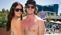 'Bachelor' Ben Flajnik & Courtney Robertson -- Shallow Times in Vegas