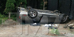 Patrick Dempsey&#039;s Heroic Rescue -- CAR CRASH CARNAGE [PHOTOS]
