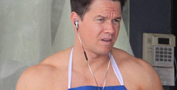 Mark Wahlberg -- Did Someone Order Beefcake?