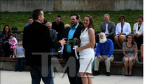 'Biggest Loser' Wedding -- NO BOOZE ALLOWED