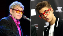 Elton John & Justin Bieber -- Seeing Red