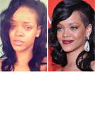 "Rihanna Posts No Makeup Pics, Plus New ""Battleship"" Clips!"