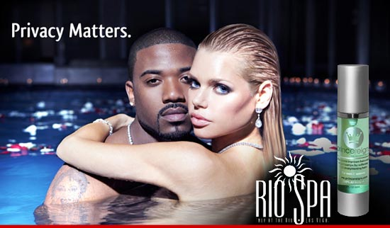 Ray J Shaving Gel ad