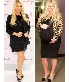 Jessica Simpson Announces Maternity Line to Launch in the Fall