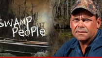 'Swamp People' Star -- A Boat Saved My Life in Massive 5-Car Pile-Up
