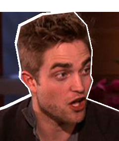 Robert Pattinson  on Robert Pattinson