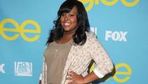 """Glee"" Star Amber Riley Faints on Red Carpet!"