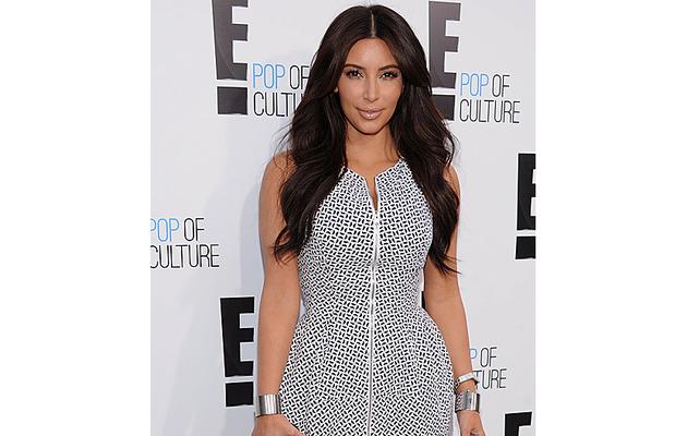 """Kim Kardashian Addresses Kanye West """"Fauxmance"""" Rumors"""