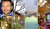 Seacrest Out! Ryan Seacrest Selling His Hollywood Hills Home