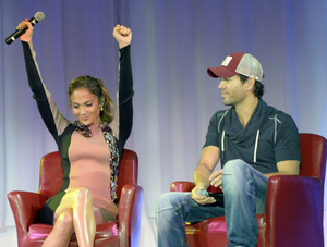 J.Lo & Enrique Iglesias Tour -- The Big Announcement