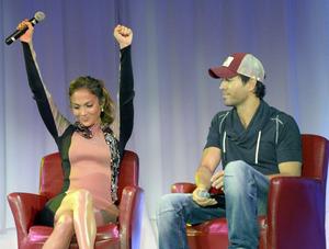 J.Lo & Enrique Iglesias Tour -- The Big Announcement