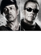 "Stallone Fights Van Damme in New ""Expendables 2"" Trailer"