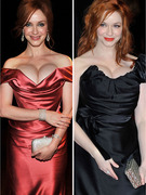 Christina Hendricks Turns 37 -- See Her Sexiest Shots!