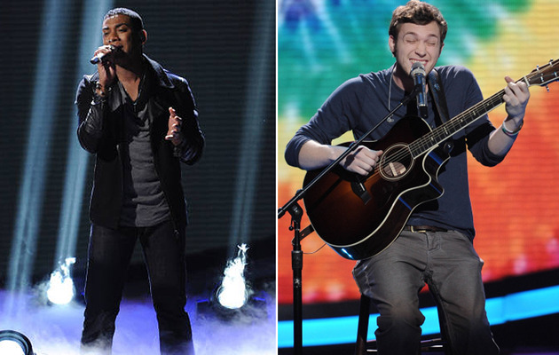 "Joshua Ledet Impresses Judges, Phillip Phillips Reveals Girlfriend on ""Idol"""