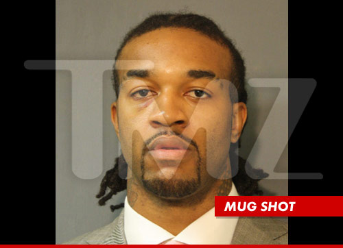 Jordan Hill mug shot