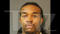 Lakers Star Jordan Hill -- The Mug Shot