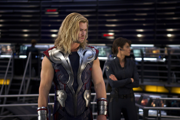 """""""The Avengers"""" Stars: See Who Bulked Up & Who Lost Weight for Roles!"""