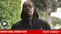 Dwight Howard -- I've Been TALKING with Van Gundy During Playoff Run