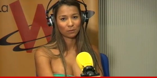 Dania Londono Suarez just appeared on wRadio in Colombia