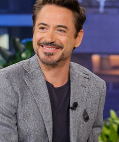 Robert Downey Jr. Shows First Photos of Son Exton!