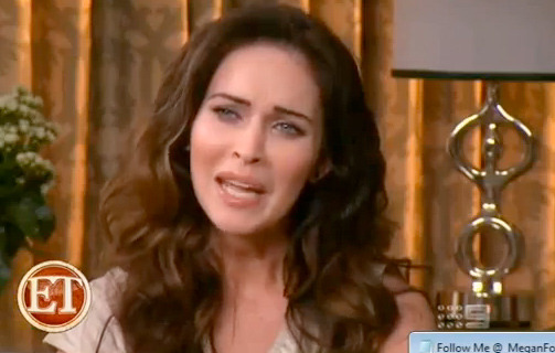 Megan Fox Shuts Down Interview After Pregnancy Question