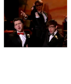 """Glee"" Covers One Direction!"