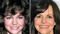Sally Field: Good Genes or Good Docs?