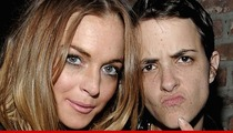 Lindsay Lohan -- I'm Not Getting Back with Sam Ronson