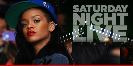 0506_Rihanna_SNL_GETTY