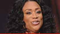 'Basketball Wives' Star Tami Roman -- Don't Pull the Show ... MILLIONS Will Suffer