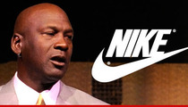 Nike Accused of Jacking Trademark for Jordan Jackets