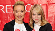 Olivia Wilde vs. Emma Stone -- Who'd You Rather?