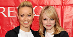 Olivia Wilde vs. Emma Stone -- Who&#039;d You Rather?