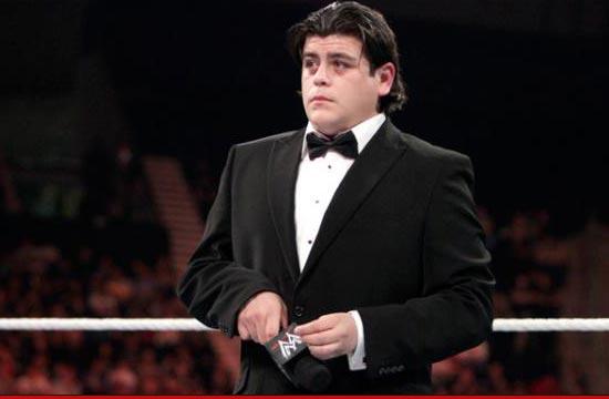WWE Star Ricardo Rodriguez