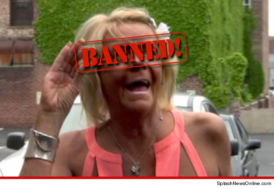 Tanning Mom banned from tanning salons