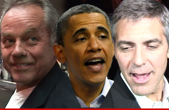 0508_wolfgang_puck_barack_obama_george_clooney_dinner_ipad