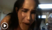 Octomom Tests Her Gag Reflex