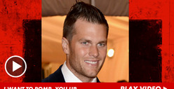 Tom Brady -- Set His Hair Free, Gisele!!