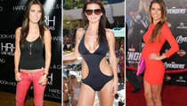 Audrina Patridge Turns 27 -- See Her Sexiest Shots!