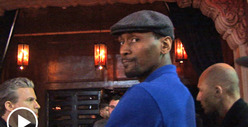 Metta World Peace -- Clubbing in Hollywood After Lakers Playoff Loss 