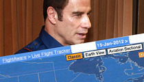 John Travolta's Flight Records Show He Was in NYC When Alleged Masseur Assault Went Down