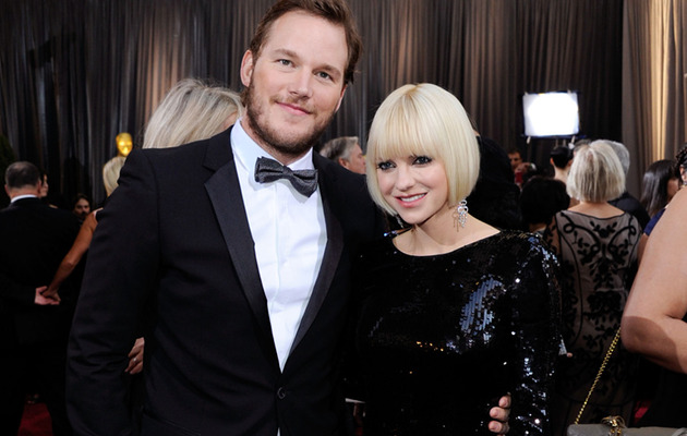 Anna Faris and Chris Pratt Expecting a Baby!