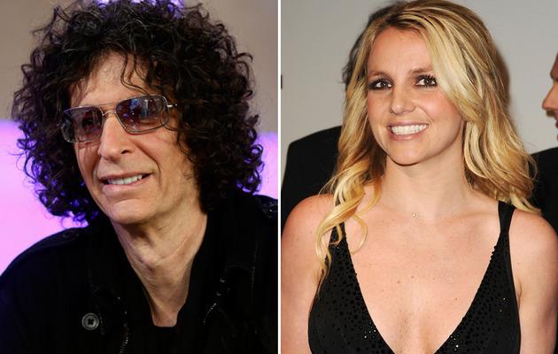 "Howard Stern Disses Britney Spears Over ""X Factor"" Gig"
