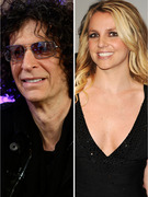 "Howard Stern Disses Britney Spears Over ""X Factor"" Gig"